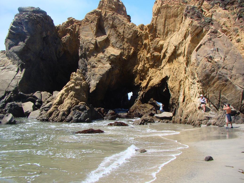 Pfeiffer Beach In Sur