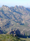 High Peaks section of Pinnacles National Monument