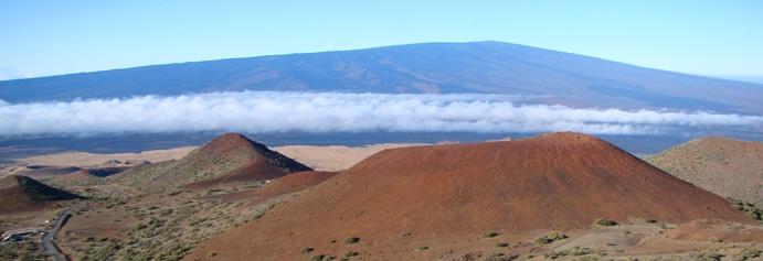 Hawaiian Shield Volcanoes