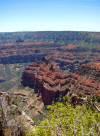Disconformities at Nankoweap, Grand Canyon